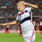 Bundesliga: Robben to the rescue as Bayern snatch win