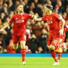 EPL PHOTOS: Skrtel rescues point against Arsenal; Sunderland win