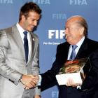 England had best bid for 2018 World Cup: FIFA official