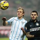 Serie A: Inter recover to earn 2-2 draw in Lazio thriller