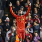 Injury scare for Liverpool's Sturridge