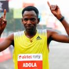 Sports shorts: Ethiopian Adola wins Delhi Half Marathon