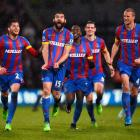 Palace fight back to win as Liverpool collapse again