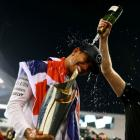 How father's mantra guided Hamilton to become World Champion