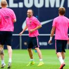 Iniesta out of Barca's Champions League game