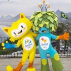Revealed! Rio 2016 mascots inspired by animals and plants