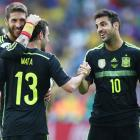 Here is why Fabregas was 'pissed off' with Spain teammate Ramos