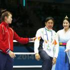 Sarita Devi case: Tendulkar wants country behind beleaguered boxer