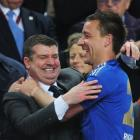Chelsea chief executive Gourlay quits club
