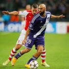 Champions League: Lethargic Arsenal unimpressive in win over Anderlecht