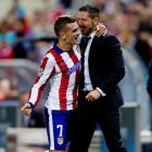 Champions League group still complicated, Simeone warns