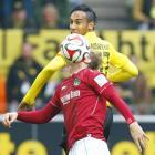 Dortmund's miserable season continues; slump to 4th Bundesliga defeat