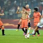 ISL: Impressive Delhi Dynamos drub Chennaiyin