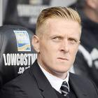 EPL: Swansea boss Monk dodges penalty for terming ref a 'cheat'