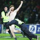 Photos: The Pitch invaders are back and how!