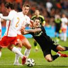 Football friendlies: Netherlands haunt Spain; Italy hold England