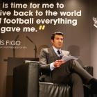 FIFA presidential elections: Figo will go all the way!