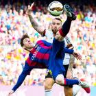 La Liga PHOTOS: Messi's 400th goal boosts Barca title bid