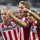 PSV Eindhoven end long wait for Dutch title