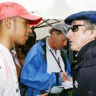 Can Hamilton catch up with British F1 legend Jackie Stewart?
