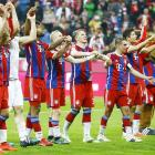 Bundesliga: Bayern win 25th title