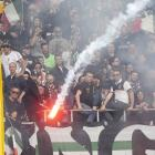 Paper bomb at Turin derby injures 10