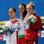 World Swimming Championships: Hosszu sets 200m medley world record