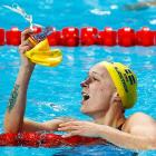 World Swimming: Sjostrom sets 100m butterfly world record