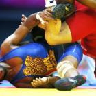 Bajrang, Babita qualify for World Wrestling Championship
