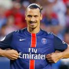 Injured Ibrahimovic ruled out of PSG's season opener at Lille