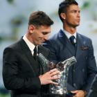 Best Player in Europe: Messi beats Ronaldo again!