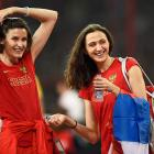 PHOTOS: Kuchina takes high jump gold, Malachowski ends long wait