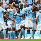 EPL: Man City maintain perfect start, Chelsea slump at home
