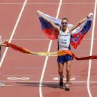 World Athletics: Toth strolls to victory at world championships