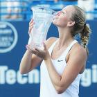 Tennis: Kvitova, Anderson get in form before US Open with title wins