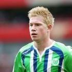 Transfer Talk: Man City sign Belgian De Bruyne