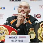 Will boxer Fury be stripped of all his titles?