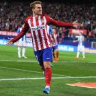 Atletico's Griezmann set for Old Trafford move?