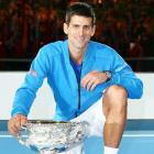7 reasons why Novak Djokovic is king of the Australian Open