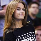 Andy Murray's fiance wears 'Explicit Content' t-shirt
