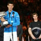 Australian Open: Djokovic powers past Murray for title