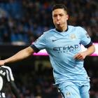 Samir Nasri wants to finish career at Manchester City