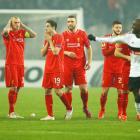 Europa League PHOTOS: Liverpool lose in shootout; Sevilla win