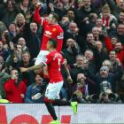 EPL PHOTOS: Rooney ends goal drought; United go third