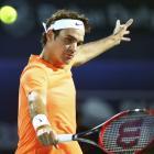 Dubai Championships: Federer floors Djokovic in straight sets