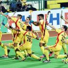 Hockey India League: Middleton brace sinks Mumbai