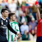 La Liga: Ronaldo sent off as late Bale penalty hands Real victory