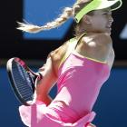 Battle of Beauties: Bouchard ready to be tested by Sharapova