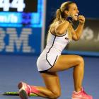 Aus Open PHOTOS: Cibulkova stuns Azarenka, Serena survives