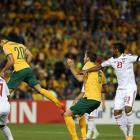 Early goals take Australia past UAE to Asian Cup final